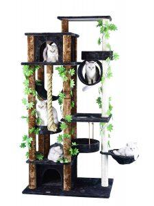 Go Pet Club cat tree that looks like a tree