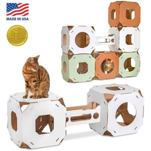 Cat Stacks Modular Stylish Cat Tree