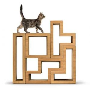 KATRIS Modular Stylish Cat Tree