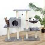 Made4Pets All-in-One Modern Cat Tree